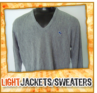 Lightjackets / Sweaters
